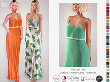 Bens Boutique - Nixie Maxi Dress - Hud Driven