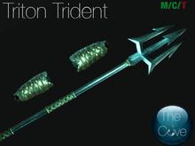 *The Cove* Triton Trident (Wear to unpack)