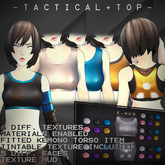 -Dimensional - T A C T I C A L + T O P -