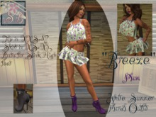 <SB> Breeze Outfit  5. Plum