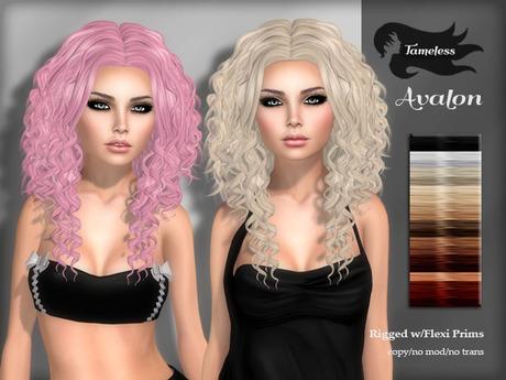 Tameless Hair Avalon - Naturals
