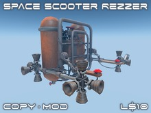TBF Space Scooter Rezzer