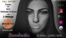 .Boombastic .-DEMO- Sophia Latino Med Tan Skin