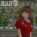 Zan's Little lady set (blouse) (Colors)