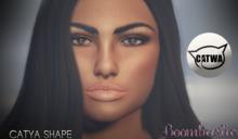 .Boombastic. - Sophia Latino CATWA Catya Head Shape