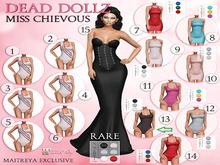 13. Dead Dollz - Miss Chievous - Swimsuit Challenge - Neutral