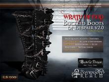 [:TCR:] Despair v2.0 for Women (REPRICED)