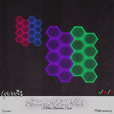 Epicine - Rainbow Wall Hex [2-Tone Random]