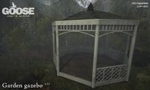 GOOSE - garden gazebo