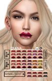 /Mr.Ronnie/ lipstick Diana [Fatpack]