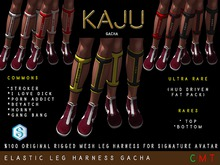 Kaju - Elastic Leg Harness - Beyatch