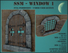SSM - Window 1