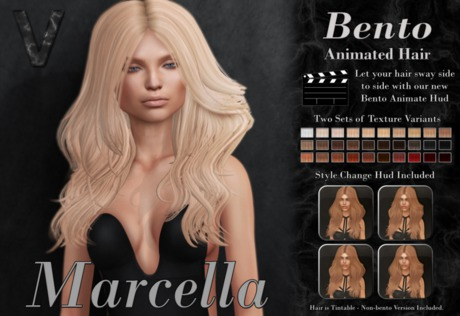 VALLANI. Marcella Hair [Bento Animated]