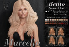 VALLANI. Marcella Hair [Bento]