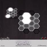 Epicine - Wall Hex [Black & White Flash]