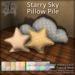 [DDD] Starry Sky Pillow Pile