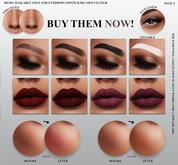 Tres Beau. Essential II. Lipstick #1