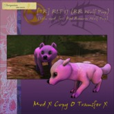 [TR] RLF 17 (RR Wolf Pup)