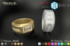 (BENTO & STANDARD MEN)~~ Ysoral ~~ .:Luxe Ring  Eternel:.