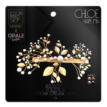 Ec.cloth - Chloe Hair Pin (add it)
