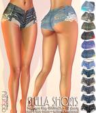 Stella Shorts Fatpack - adorsy