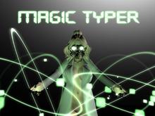 Magic Typer - ATOMIC INERTIA