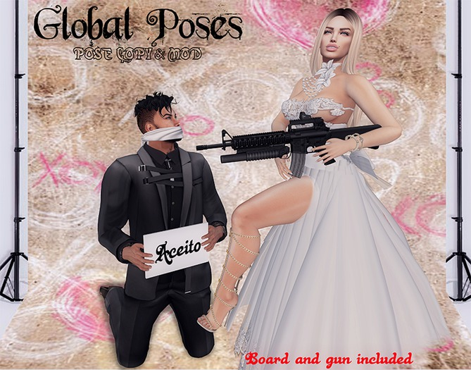 .:GB POSES:. Married 01