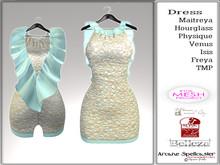 bag Dress Angel Azure *Arcane Spellcaster* Ak-Creations