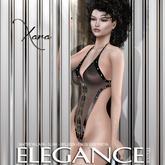 """Elegance Boutique -Bodysuit - DEMO  -  """"Xara"""" - Maitreya / Slink / Belleza"""