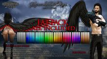 [SP] Ascendant Angel Wings Fallen FAT Pack + Wings
