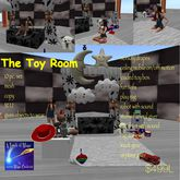 ~~~~The Toy Room 10 pc. set-Crate