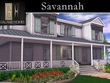 Savannah by Galland Homes - Southern Mesh Beach House