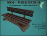 SSM - Park Bench
