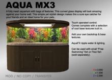 Aqua MX3 (Mesh Aquarium)