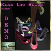 Bliensen + MaiTai - Kiss the Bride - Pumps - DEMO