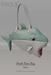 [tea.s] Shark Bate Bag - Mint