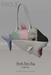 [tea.s] Shark Bate Bag (Full Set)