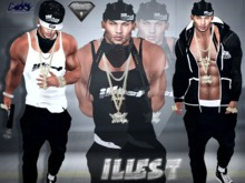 {RC}Black ♕illest♕ Aesthetic Outfit