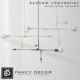 Fancy Decor: Bonham Chandelier