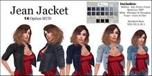 Nixxi Fashions - Jean Jacket (14 Option HUD)