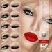 Oceane - Mesh Lashes Mix & Match Dadash [Catwa] 5&5