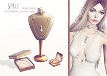 SPELL :  Vintage Jewels
