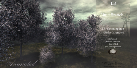 BloomingTree Pack Animated