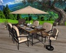 Aphrodite - Mountain Cottage BBQ - Table Set only without placemats