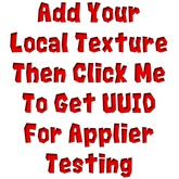 L&S - Get Local UUID For Applier Testing