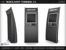 [AC] Redelivery Terminal V.1 - CasperVend Add On
