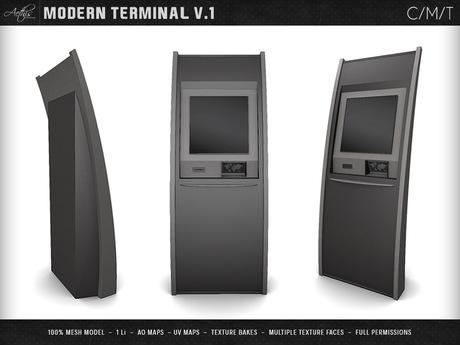 [AC] Modern Terminal V.1