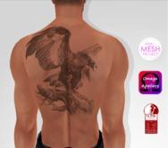 TSB ::: Tattoo Golden Eagle