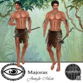 Majoras Jungle Man Outfit