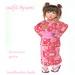 Kimono redrose vendor